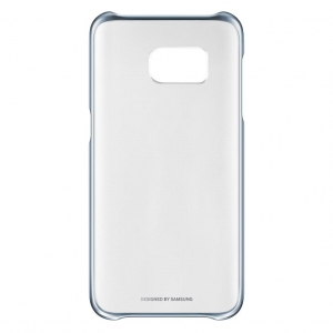 Samsung G930 Clear Cover Black за Galaxy S7