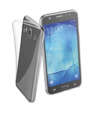 Калъф Fine за Samsung Gal J5 прозр