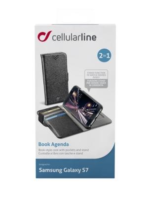 Samsung Galaxy S7 Бизнес калъф Bookagenda