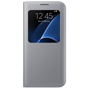 Samsung G935 SViewCover Silver за Galaxy S7+