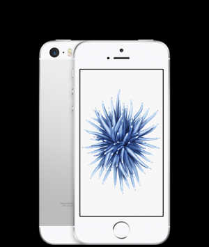Apple iPhone SE,Silver,16GB