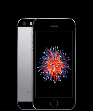 Apple iPhone SE,Space Gray,16GB