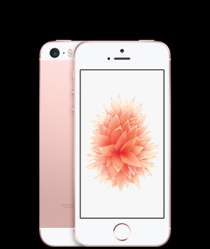 Apple iPhone SE,Rose Gold,64GB