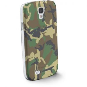 Army за Samsung Galaxy S4 I9500зелен