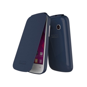 Alcatel One Touch Flipcover FC4033(bluish black)