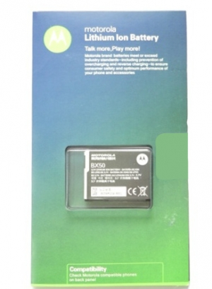 Motorola battery BX50
