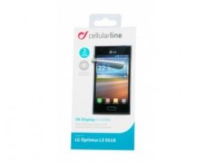 Дисплей протектор за LG Optimus L5 E610
