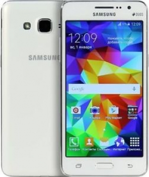 Samsung SM-G531H/DS GALAXY Grand Prime, White