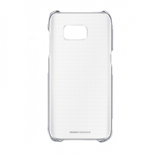 Samsung G935 Clear Cover Black за GalaxyS7+
