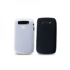 Blackberry Silicone Case 9700/9780 black/white