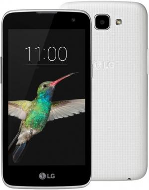 LG K120E K4, White