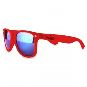 Puro Sunglasses Red