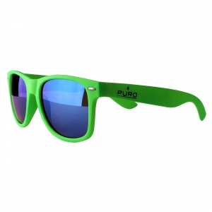 Puro Sunglasses Lime Green
