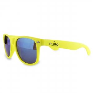 Puro Sunglasses Fluorescent Yellow