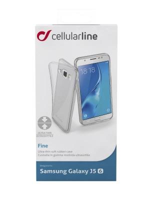 Калъф Fine за Samsung Gal J5 2016 прозр