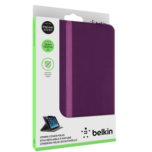Belkin Twin Stripe Folio за таблет до 8.0
