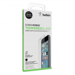 Belkin Tempered Glass стъклен протектор за iPhone 6/6S Plus * Прозрачно * 1 бр. в опаковка