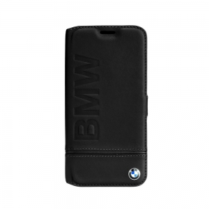 Book case BMW BMFLBKS7LLSB SAM GALAXY S7 black