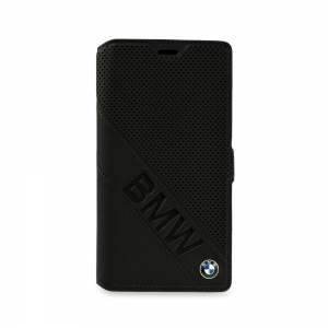 Book Case BMW BMFLBKSZ5LDLB Sony Z5 black