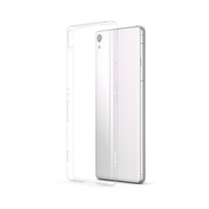 Sony Style Cover SBC24 for Xperia XA transparent