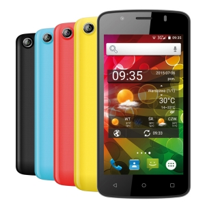 Телефон myPhone Fun 4 black + 3 панела