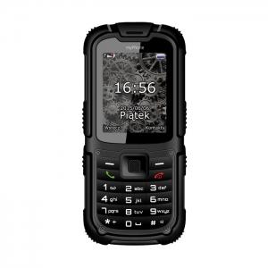 Телефон myPhone HAMMER 2 черен dual SIM