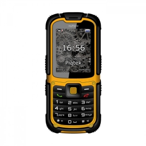 Телефон myPhone HAMMER 2 plus оранжев 3G