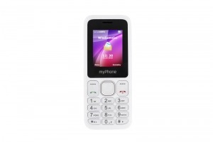 Телефон myPhone 3300 бял dual SIM