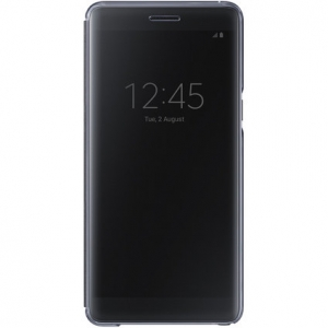Samsung Galaxy Note 7, Clear View Cover, Black