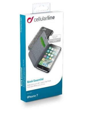 Book Essential калъф за iPhone 7 черен