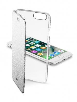 ClearBook  калъф за iPhone 7 сребрист