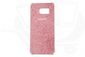 Samsung Galaxy S6 Edge+,G928,Glitter Cover,Pink