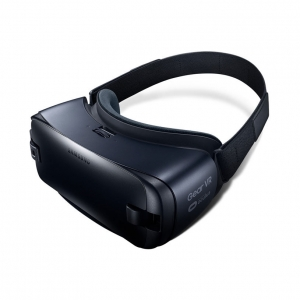 SAMSUNG NEW GEAR VR SM-R323 BLUE BLACK