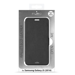 PURO BOOKLET калъф/стойка за Samsung Galaxy J5 2016