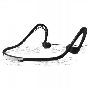 PURO Earbud водоустойчиви слушалки: черни