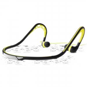 PURO Earbud водоустойчиви слушалки: зелени
