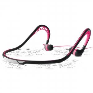 PURO Earbud водоустойчиви слушалки: розови