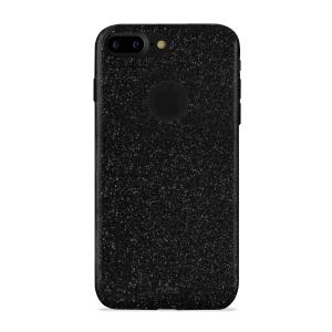 PURO Shine Cover за iPhone 7 Plus: черен