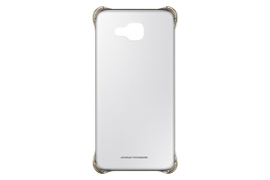 Samsung Galaxy A5 (2016), Clear Cover, Gold