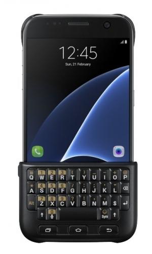 Samsung G930 KeyCover TintedDark за Galaxy S7