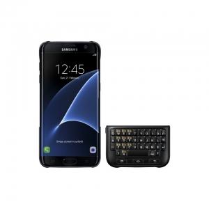Samsung G935 KeyCover TintedDark за Galaxy S7+