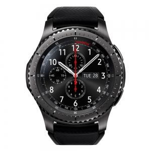 Samsung SM-R760N GALAXY Gear S3 Frontier, Black
