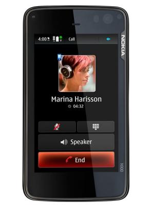 Nokia N900 Black