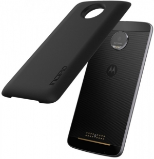 MOTO Z COVER BATTERY BLACK