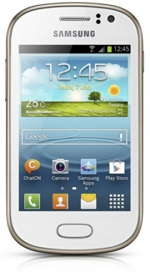 Samsung GT-S6810P Galaxy Fame Pearl White