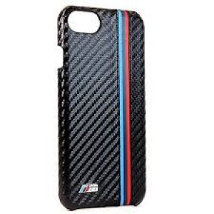 Faceplate case BMW BMHCP7MC iPhone 7 carbon black