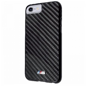 Faceplate case BMW BMHCP7MCA iPhone 7 carbon black