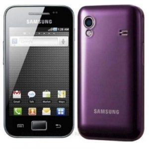 Samsung GT-S5830i Galaxy Ace Plum Purple