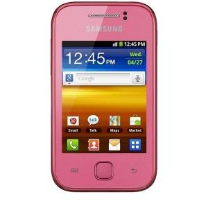 Samsung GT-S5360 Galaxy Y Coral Pink