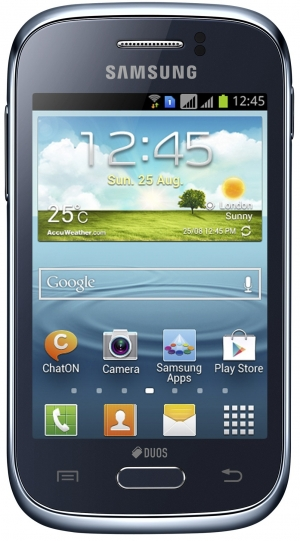 Samsung GT-S6312 Galaxy Young duos Deep Blue